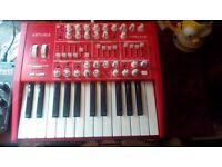Arturia Minibrute Red Synthesiser