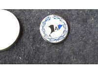 Bundesliga Lizenz Logo DFB DFL Pin Badge Saison 2016//2017 FC Schalke 04