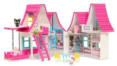 Hello Kitty Doll House Playset
