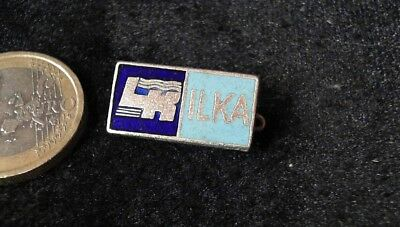 ilka Softeis DDR Brosche Brooch kein Pin Badge alt rare