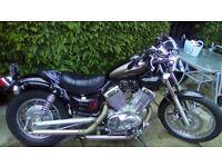 Yamaha Virago xv535 2002 low miles 8000