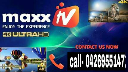 MAXX TV ULTRA 4K for indian channels