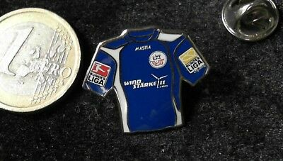 Hansa Rostock Trikot Pin Badge Home 2009/2010 Windstärke 11  image