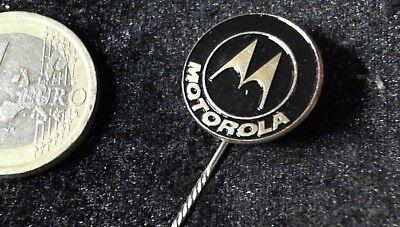 Motorola Mobilfunk Handy Mobile Anstecknadel Badge