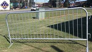 Pedestrian control barrier/ eventing fence/ crowd control barrier Arndell Park Blacktown Area Preview
