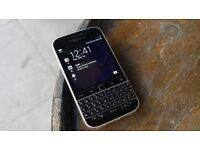 Blackberry Classic (Unlocked and good condition)