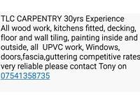 Carpenter & home maintenance