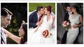 ***£850.00 x WINTER WEDDINGS***&**20%off SUMMER WEDDINGS**2photographers+FullDay+B&Gpreparation+usb*