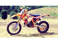 KTM NOT TO BE MISSED CHEAP CHEAP!!