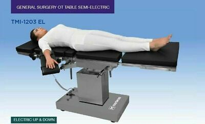 General Surgery Ot Table Semi Electric Operation Theater Surgical