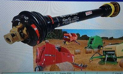 John Deere Round Baler Pto Driveline Shaft Tractor Spline 6 Baler Spline 6