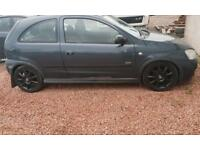 vauxhall corsa c 1.2 twinport breaking for spares