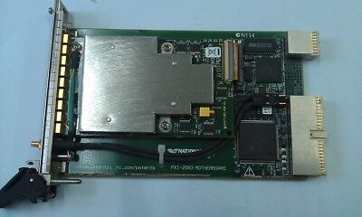 National Instruments Ni Pxi-2593 500 Mhz 50 Pxi Rf Multiplexer Switch Module