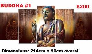 Extra Large Split Canvas Prints ! Modern Art Paintings