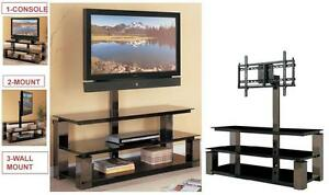 "TV STAND FOR TV'S 50"" OR SMALLER $189.00 SAVE $210"