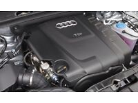 Supplied & fitted Audi A6 2.0 TDI Diesel engine