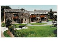 Furnished holiday cottages for short term winter lets, near Saltash