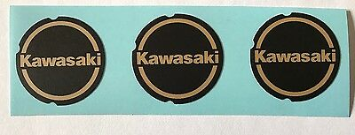 KAWASAKI GPZ1100 Z1000J Z1100R BRAKE CALIPER DECALS
