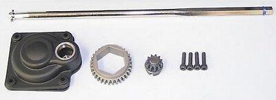 Jamara Backplatte Magnum XLS Motor und Kyosho GX21 125026 (Magnum Motor)