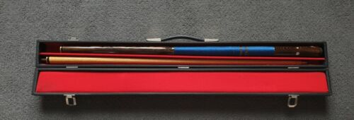 2 Piece Snooker / Pool Cue With Box