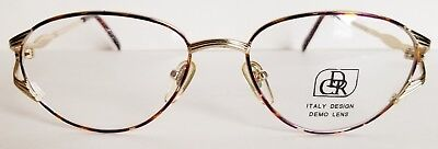 CDR Rose Gold Eyeglasses Eyewear Frames Eye Glasses Frame Online Optical Vision (Optic Glasses Online)
