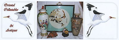 Oriental Collectables and Antiques