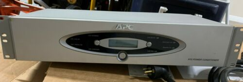 APC H-15 POWER CONDITIONER-12 OUTLETS