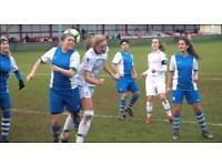 LADIES FOOTBALL NEW