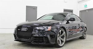 2014 Audi RS 5 4.2 - PST PAID, CAPRISTO EXHAUST, 485 HP