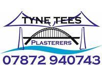 Tynetees plasterers