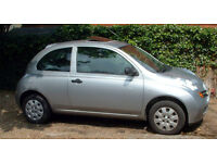 NISSAN MICRA K12 SILVER SPARES REPAIRS BREAKING ALL PARTS AVAILABLE BIRMINGHAM