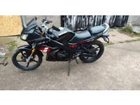 Lexmoto 200cc reg as 125cc moped scooter vespa honda piaggio yamaha gilera peugeot