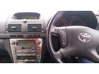 Toyota Avensis 1.8 petrol 115k miles (54plate)