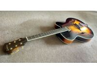 Eastman AR403CE Jazz Guitar, with hard case