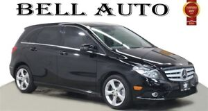 2014 Mercedes-Benz B-Class B250 ATTENTION + COLLISION PREVENTION