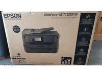Epson Workforce WF-7720DTWF Brand New A3 / A3+ Printer + 31 cartridges.