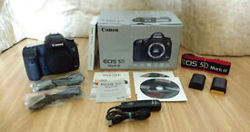 Canon 5D body in immaculate condition