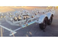 Rapide Boat Trailer - rib or powerboat up to 6.5m