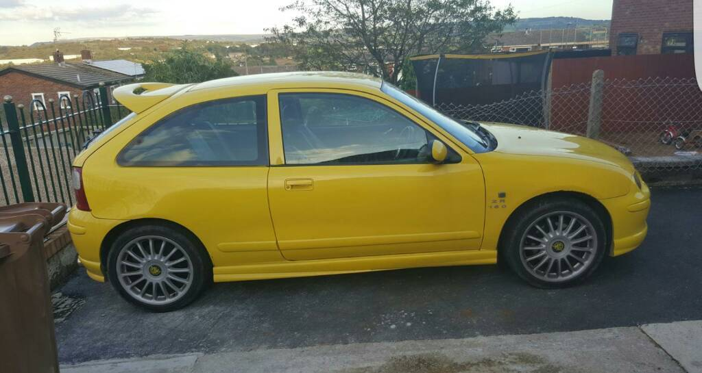 mg zr vvc 160 spares repairs in merthyr tydfil gumtree. Black Bedroom Furniture Sets. Home Design Ideas