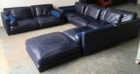 £5000 DFS california corner sofa set WE DELIVER UK WIDE