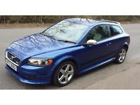 Volvo C30 SPORT(1.6) R DESIGN-Registered 31st Dec 08 £3850
