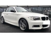 BMW 120i sport plus manual 63 plate 48k
