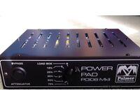 Palmer PDI06 Power Attenuator | 8 Ohm Version