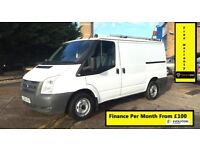 Ford Transit 2.2 300, One Owner - Direct From BT, 57K Miles ,Full Service History, 1YR MOT, Warranty