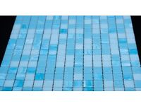 Bisazza Glass Mosaic Tiles For Sale