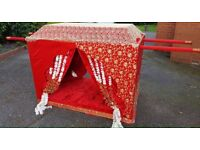 Doli For Sale Wedding / Photo shoots and TV productions