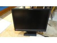 Lenovo ThinkVision 19 inch Widescreen LCD Monitor