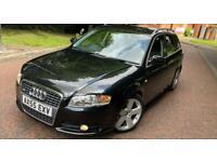 Audi A4 S line Estate automatic