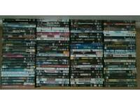100 DVD's job lot