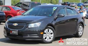 2014 Chevrolet Cruze LT! AUTO! AIR! ONLY $56/WK TAX INC. $0 DOWN